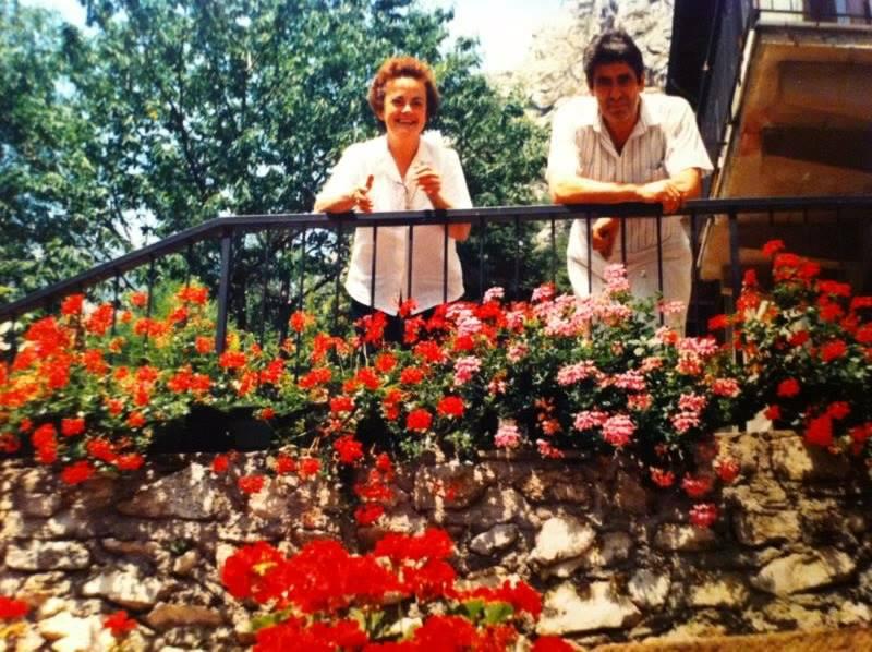 Alda Perini e Mario Girardi